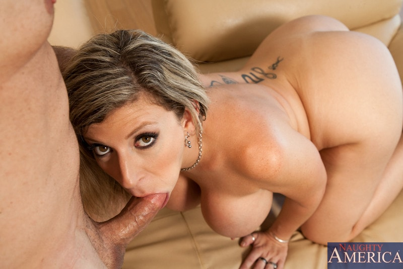 Naughty America 'and John Strong in Ass Masterpiece' starring Sara Jay (Photo 2)