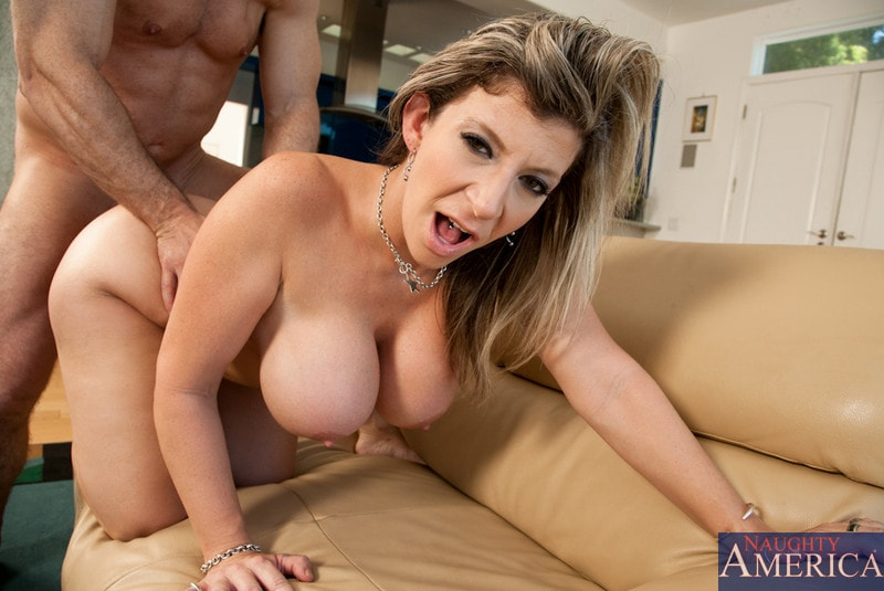 Naughty America 'and John Strong in Ass Masterpiece' starring Sara Jay (Photo 5)