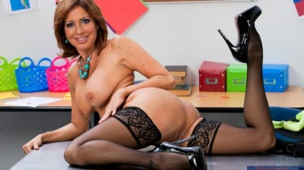 Tara Holiday in 'and Johnny Castle in My First Sex Teacher'
