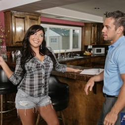 London Keyes in 'Naughty America' and Johnny Castle in Neighbor Affair (Thumbnail 2)