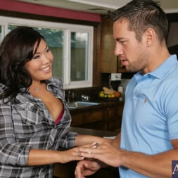 London Keyes in 'Naughty America' and Johnny Castle in Neighbor Affair (Thumbnail 3)