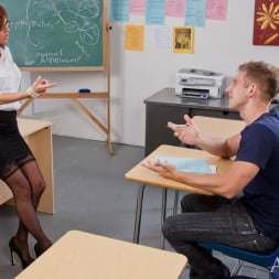 Veronica Avluv in 'Naughty America' and Danny Wylde in My First Sex Teacher (Thumbnail 1)