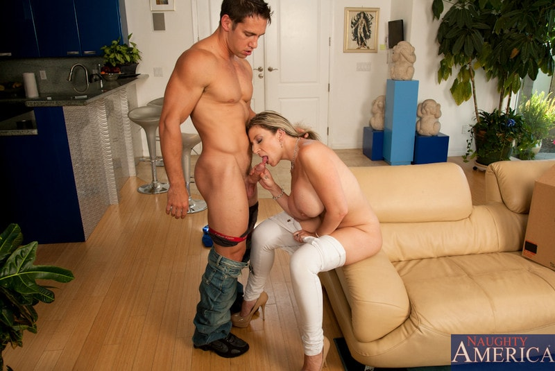 Naughty America 'and Johnny Castle in My Friends Hot Mom' starring Sara Jay (Photo 7)