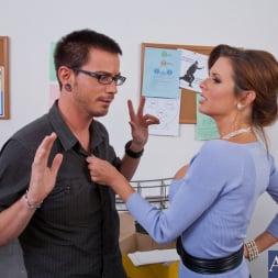 Veronica Avluv in 'Naughty America' and Dane Cross in Naughty Office (Thumbnail 1)