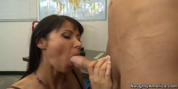 Eva Karera and Bruce Venture in My First Sex Teacher