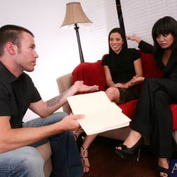 Annie Cruz in 'Naughty America' and Tim Cannon in Asian 1 on 1 (Thumbnail 2)