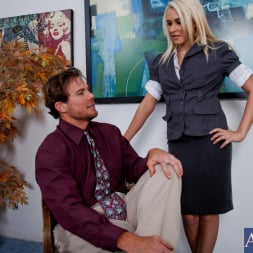 Katie Summers in 'Naughty America' and Justin Magnum in Naughty Office (Thumbnail 3)