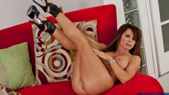 Jenla Moore in 'and Johnny Castle in My Friends Hot Mom'