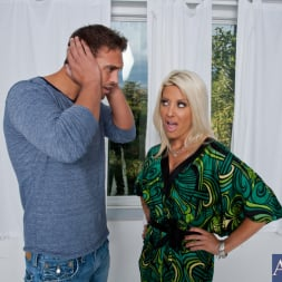 Helly Hellfire in 'Naughty America' and Rocco Reed in Neighbor Affair (Thumbnail 2)