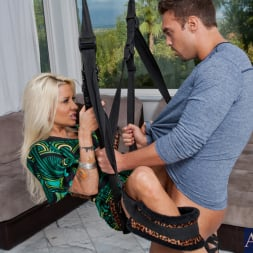 Helly Hellfire in 'Naughty America' and Rocco Reed in Neighbor Affair (Thumbnail 4)