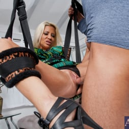 Helly Hellfire in 'Naughty America' and Rocco Reed in Neighbor Affair (Thumbnail 5)