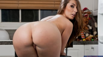 Paige Turnah in 'and Chris Johnson in My Wife's Hot Friend'