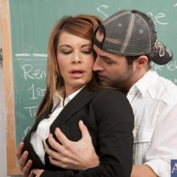 Jenla Moore in 'Naughty America' and Kris Slater in My First Sex Teacher (Thumbnail 3)