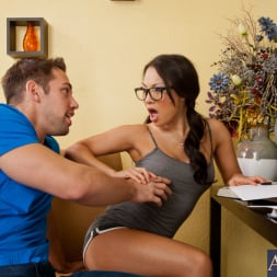 Asa Akira in 'Naughty America' and Johnny Castle in American Daydreams (Thumbnail 2)