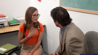 Riley Reid in 'and Tommy Gunn in Naughty Bookworms'