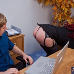 Andy San Dimas in 'Naughty America' and Danny Wylde in Naughty Office (Thumbnail 3)