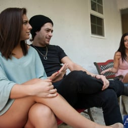 Gracie Glam in 'Naughty America' Gracie Glam, Mischa Brooks and Xander Corvus in My Friend's Hot Girl (Thumbnail 2)