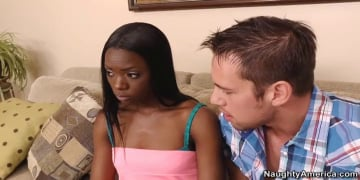 Ana Foxxx and Johnny Castle in My Sisters Hot Friend