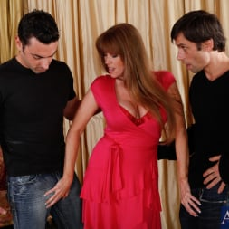 Darla Crane in 'Naughty America' Darla Crane, Alan Stafford and Ryan Driller in My Friends Hot Mom (Thumbnail 3)