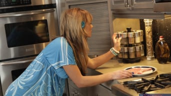 Nikki Sexx in 'and Bill Bailey in Housewife 1 on 1'