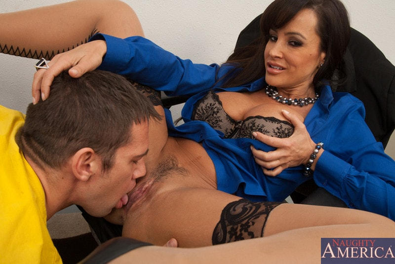 Naughty America 'and Johnny Castle in My First Sex Teacher' starring Lisa Ann (Photo 4)