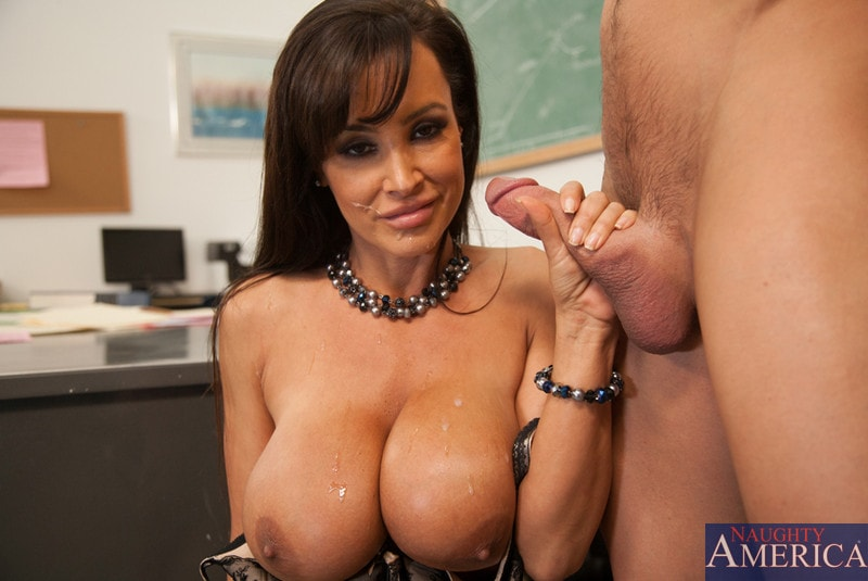 Naughty America 'and Johnny Castle in My First Sex Teacher' starring Lisa Ann (Photo 14)