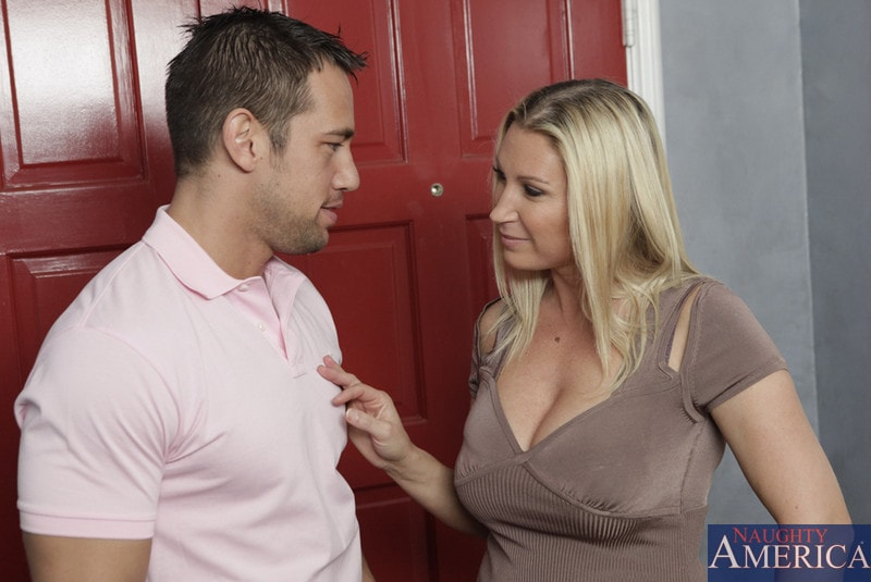 Naughty America 'and Johnny Castle in My Friends Hot Mom' starring Devon Lee (Photo 2)