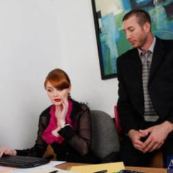 Marie McCray in 'Naughty America' and Jordan Ash in Naughty Office (Thumbnail 1)