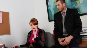 Marie McCray in 'and Jordan Ash in Naughty Office'
