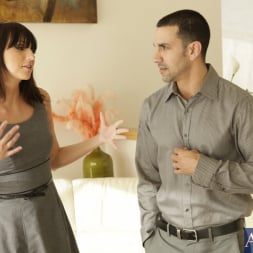 Katie Jordin in 'Naughty America' and Marco Rivera in I Have a Wife (Thumbnail 1)