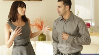 Katie Jordin in 'and Marco Rivera in I Have a Wife'