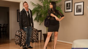 Katsuni in 'and Bill Bailey in My Dad's Hot Girlfriend'