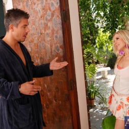 Ashley Fires in 'Naughty America' and Mick Blue in Neighbor Affair (Thumbnail 1)