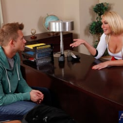 Mellanie Monroe in 'Naughty America' and Bill Bailey in My First Sex Teacher (Thumbnail 1)