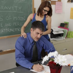 Lexi Bloom in 'Naughty America' and Michael Stefano in Naughty Bookworms (Thumbnail 2)