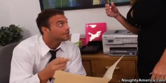 Kristal Summers in 'and Rocco Reed in Naughty Office'