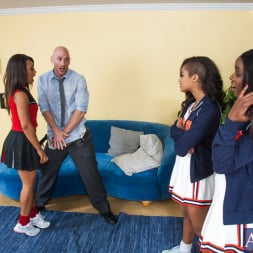 Ana Foxxx in 'Naughty America' 2 Chicks Same Time (Thumbnail 2)