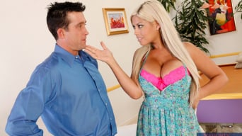 Bridgette B in 'Bridgette B. and Billy Glide in Latin Adultery'