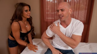 Madison Ivy in 'and Johnny Sins in My Girlfriend's Busty Friend'