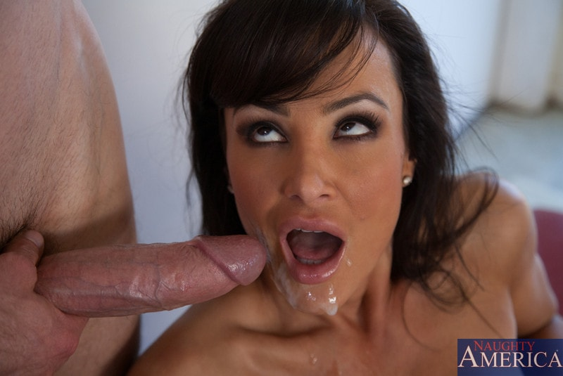 Naughty America 'and Jordan Ash in My Friends Hot Mom' starring Lisa Ann (Photo 10)