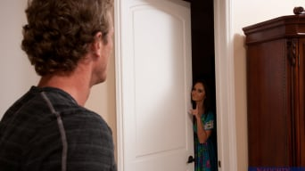 Ava Addams in 'and Ryan Mclane in My Friends Hot Mom'