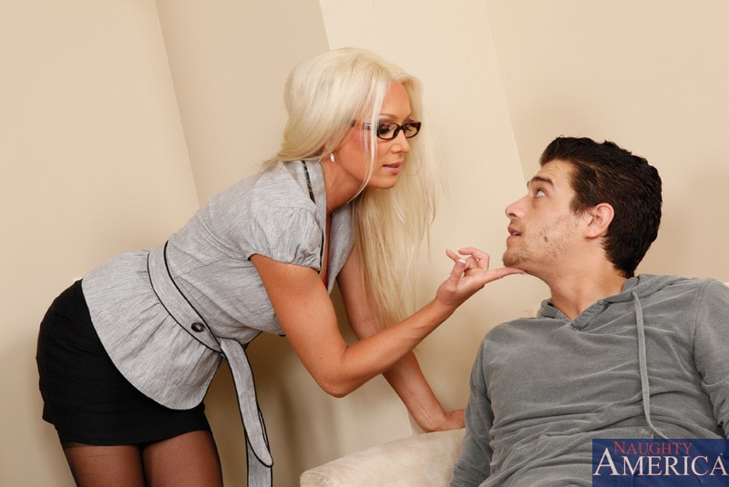 Naughty America 'and Xander Corvus in My First Sex Teacher' starring Diana Doll (Photo 2)