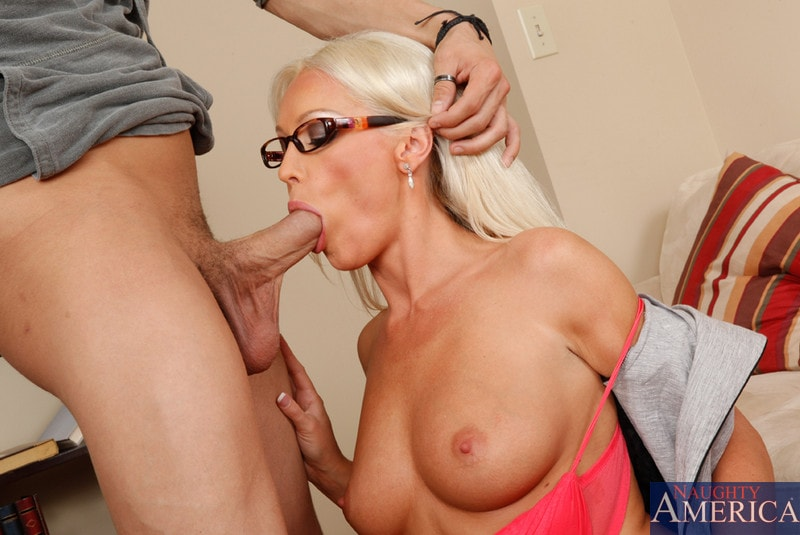 Naughty America 'and Xander Corvus in My First Sex Teacher' starring Diana Doll (Photo 5)
