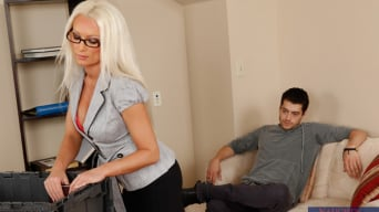 Diana Doll in 'and Xander Corvus in My First Sex Teacher'