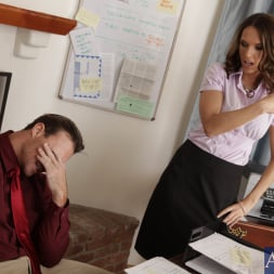 Jennifer Dark in 'Naughty America' and Justin Magnum in Naughty Office (Thumbnail 1)