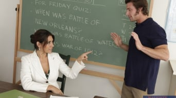 Raylene in 'and Billy Hart in My First Sex Teacher'
