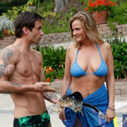 Becca Blossoms in 'Naughty America' and Alan Stafford in Seduced by a cougar (Thumbnail 1)