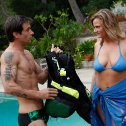 Becca Blossoms in 'Naughty America' and Alan Stafford in Seduced by a cougar (Thumbnail 2)