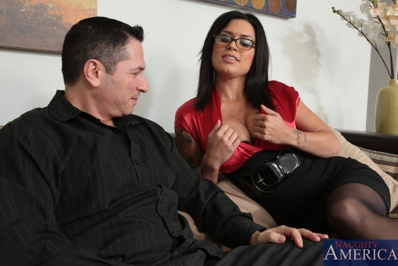Naughty America 'and John Strong in I Have a Wife' starring Eva Angelina (Photo 2)
