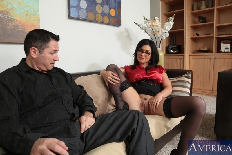 Naughty America 'and John Strong in I Have a Wife' starring Eva Angelina (Photo 3)